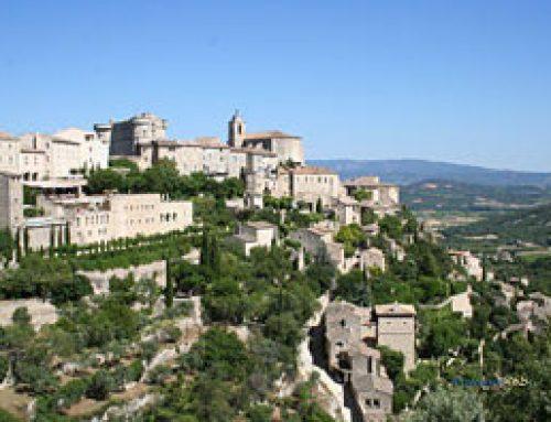 Les beaux villages de Provence